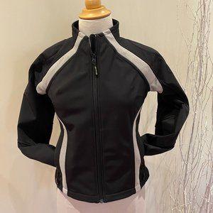 Black & Silver Harley-Davidson jacket